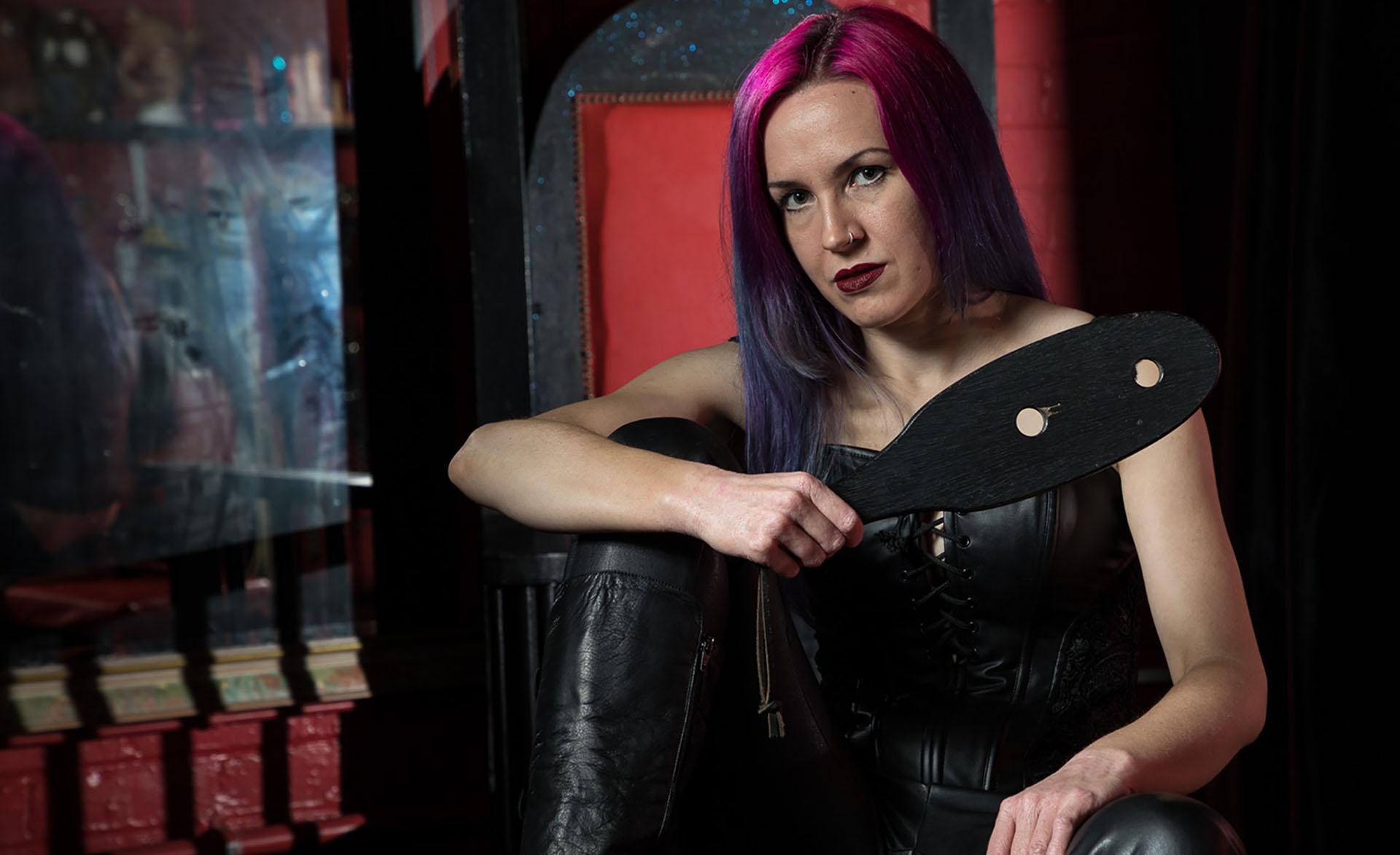 Manchester Mistress Ophelia